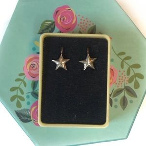 NWOT Star Earrings